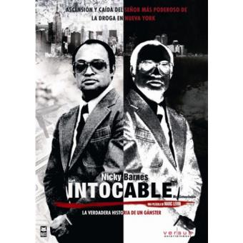 Nicky Barnes. Intocable (Mr. Untouchable) - DVD