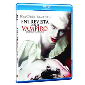 Entrevista con el vampiro - Blu-Ray  Ed especial 20 aniversario