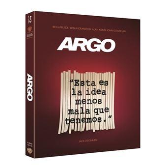 Argo  Ed. Iconic - Blu-Ray