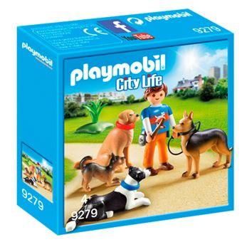Playmobil City Life Adiestrador de perros