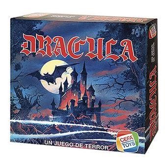 Juego de mesa Drácula