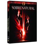 Sobrenatural - Temporada 13 - DVD