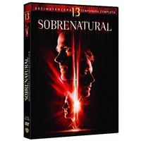 Sobrenatural - Temporada 13 - DVD