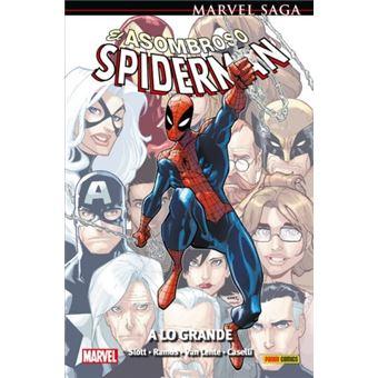 El Asombroso Spiderman 31 A lo grande