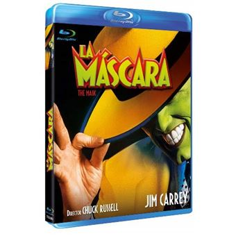 La Máscara - Blu-Ray