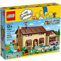 LEGO Los Simpsons Casa de los Simpsons