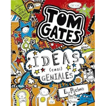Tom Gates, ideas casi geniales