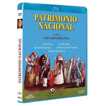 Patrimonio nacional - Blu-Ray