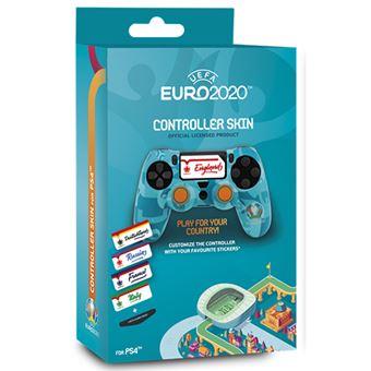 Funda de silicona UEFA EURO 2020 para PS4