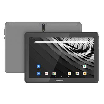 Tablet Sunstech TAB1090 10,1'' 64GB Plata
