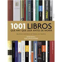 1.001 libros que hay que leer antes de morir