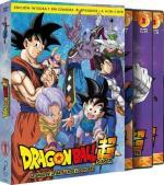 Dragon Ball Super: La saga de la batalla de los dioses  Box 1 -DVD