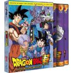 Dragon Ball Super: La saga de la batalla de los dioses - Box 1 -DVD