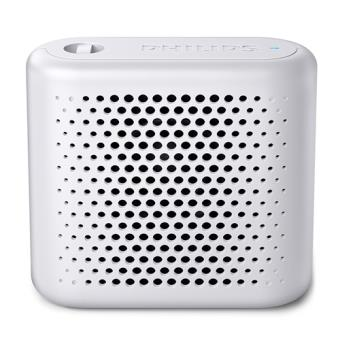 Altavoz Bluetooth Philips BT55 Blanco