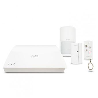 Sistema de seguridad para hogar Muvit iO