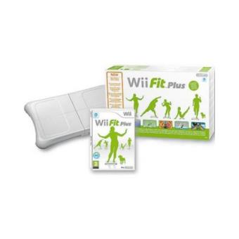 Wii Fit Plus + Balance Board Wii
