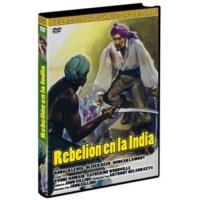 Rebelión en la India - DVD