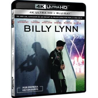 Billy Lynn - UHD + Blu-Ray
