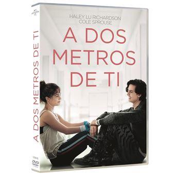 A dos metros de ti - DVD