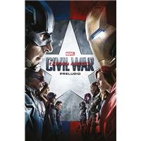 Captain America: Civil War - Preludio. Marvel Cinematic Collection 7