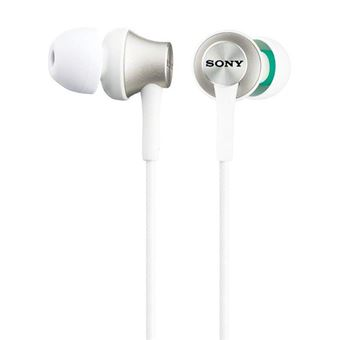 Auriculares Sony MDR-EX450AP Blanco