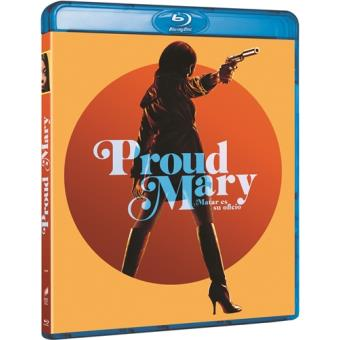Proud Mary - Blu-Ray