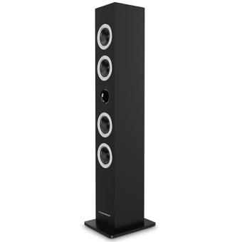 Altavoz de torre Bluetooth Thomson DS120CD Negro