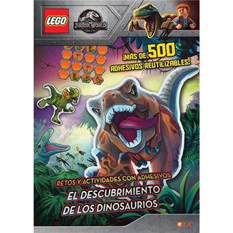 Lego Jurassic World - El descubrimiento de los dinosaurios