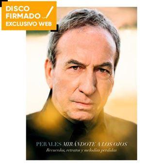 Mirándote a los ojos - 3 CDs + DVD - Disco Firmado