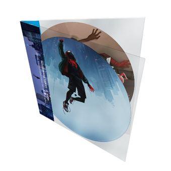 Spiderman: Into The Spider-Verse B.S.O. - Vinilo