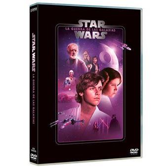 La Guerra de las Galaxias  - DVD