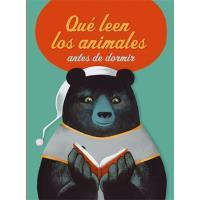 Qué leen los animales antes de dormir