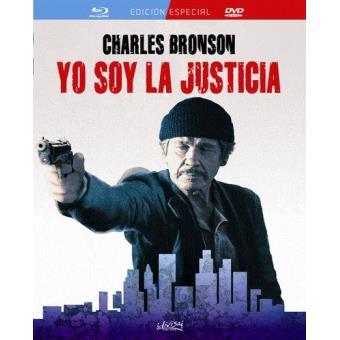 Yo soy la justicia - Blu-Ray + DVD