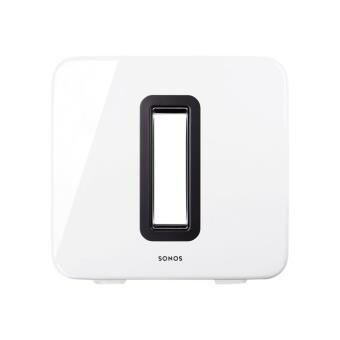 Subwoofer multiroom Wi-Fi Sonos SUB blanco