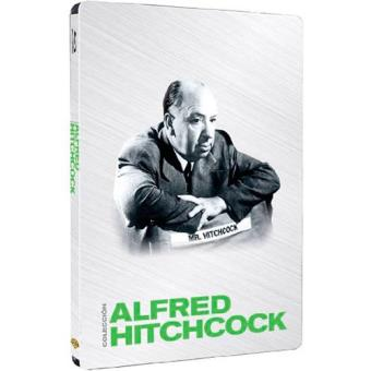 Pack Alfred Hitchcock - Blu-Ray