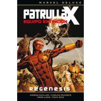 Patrulla-X - Equipo Extinción 1. Marvel Deluxe