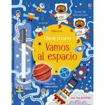 Vamos al espacio-libros pizarra