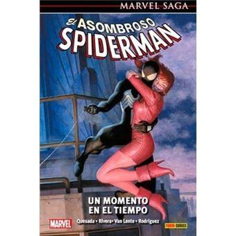 El Asombroso Spiderman 29 Un momento en el tiempo