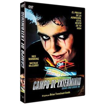 Campo de exterminio - DVD