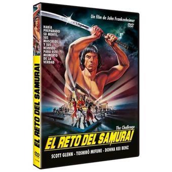 El reto del samurai - DVD