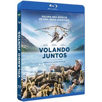 Volando juntos - Blu-ray