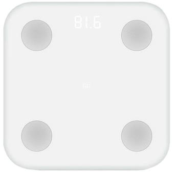 Báscula inteligente Xiaomi Mi Body Composition Scale Blanco