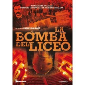 La bomba del Liceo - DVD
