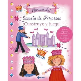 Escuela de Princesas. ¡Construye y juega!