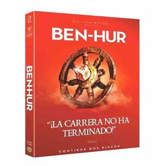 Ben-Hur - Ed. Iconic 50 aniversario - Blu-Ray