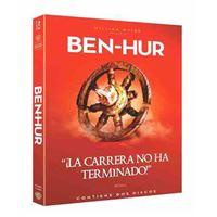 Ben-Hur  Ed. Iconic 50 aniversario - Blu-Ray