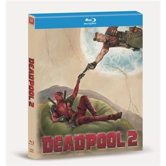 Deadpool 2 - Blu-Ray - Digibook