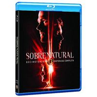 Sobrenatural - Temporada 13 - Blu-Ray