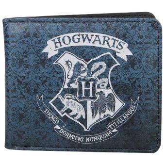 Cartera Harry Potter Emblema de Hogwarts