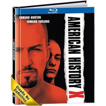 American History X - Blu-Ray + Libreto